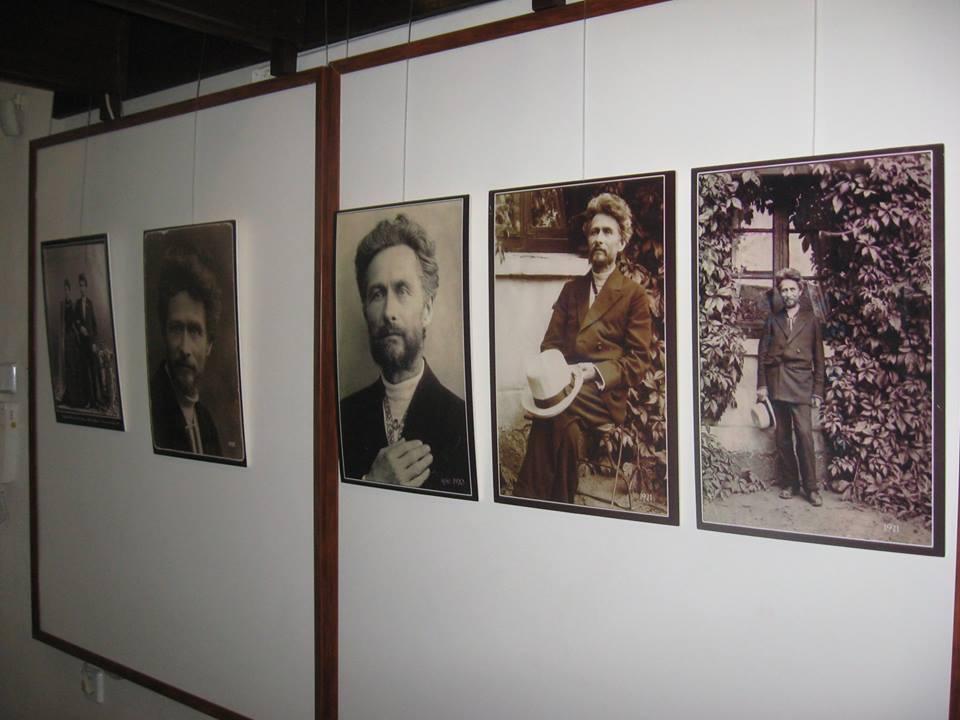 """Fotografijų paroda """"Vydėtojas Vilhelmas Storosta"""" 2019 12 07 – 2019 03 15"""